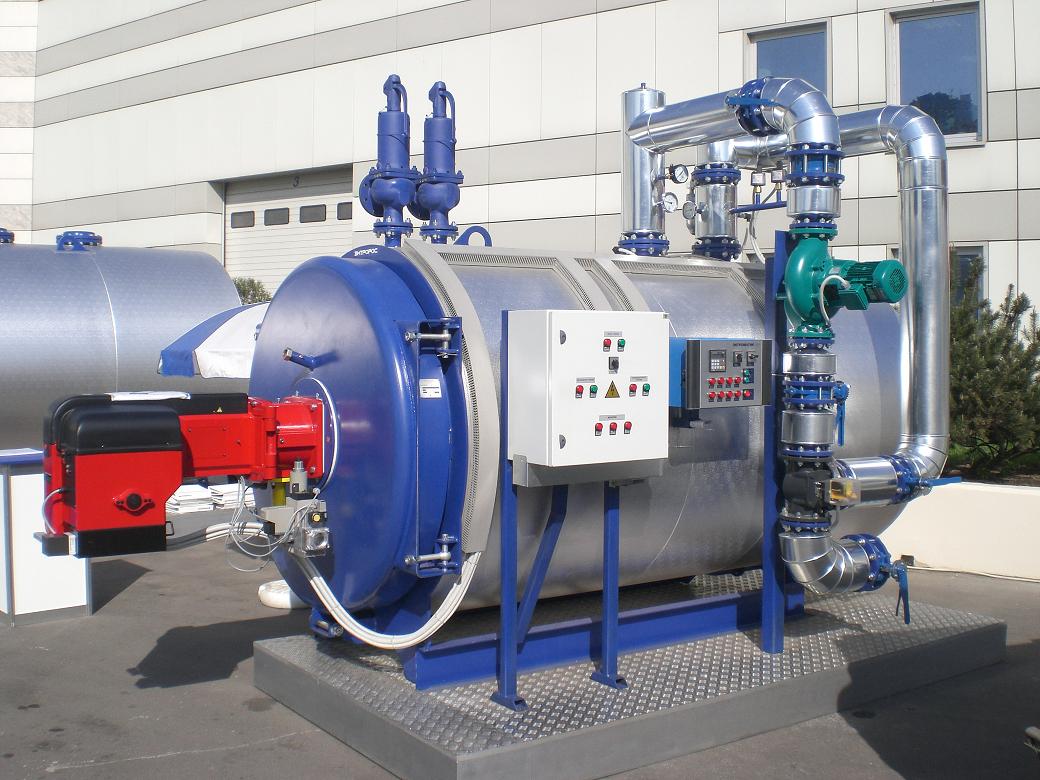стоимость котла термотехник тт 200(12 бар 1 тонна пара в час