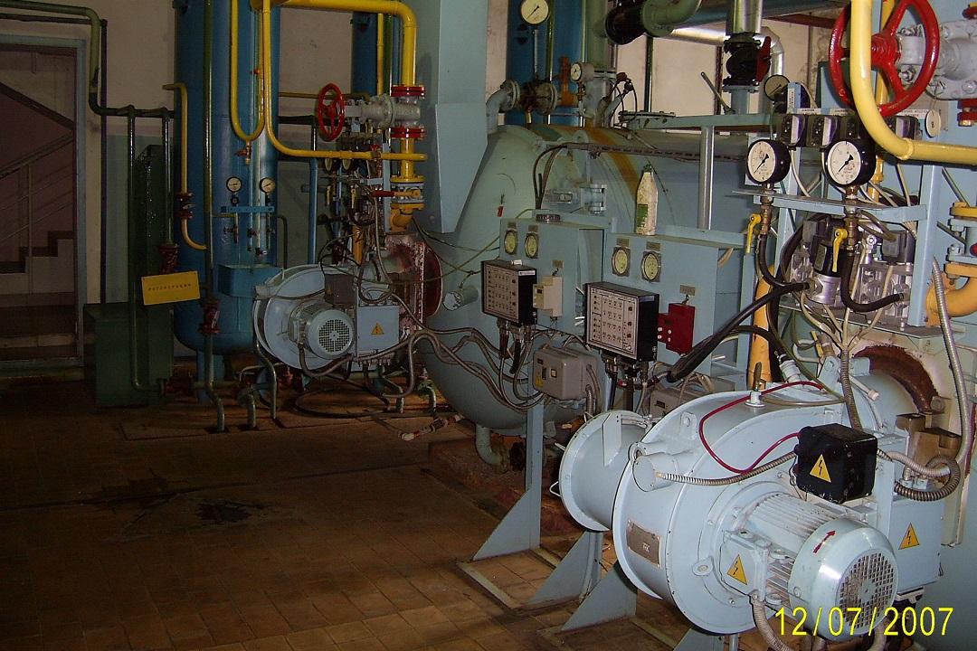 котел паровой термотехник тт200 производительностью 10000 кг/ч цена